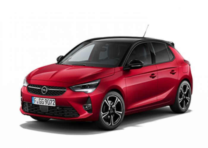 Opel corsa Red 2020